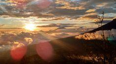 Sunrise gunung sindoro