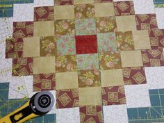 patchwork_tildas: Tutorial Confetti cake