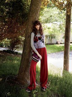 Antonina Petkovic by Yelena Yemchuk for Elle US September 2014 3
