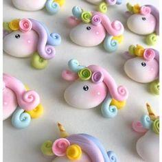 Resultado de imagem para unicornios de porcelana fria