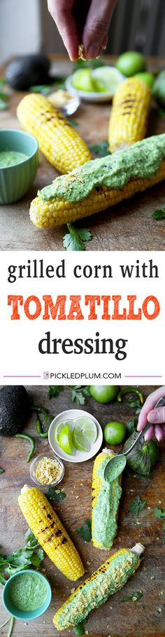 by firing up the grill and giving these amazingly sweet Grilled Corn ...