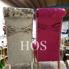 Glitter back dining chairs  For information on our Beautiful Products you can visit us online at http://ift.tt/1Q0fktp or call the team in the office on 01189 121090 or email us direct to sales@houseofsparkles.co.uk