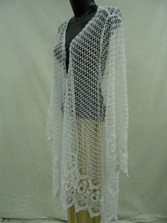 9187cdd19b9 Size 1X 2X 3X 4X Top COVER-UP Evening FRINGE Shawl Cruise Pool Beach Trendy  NWT