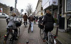Las 10 mejores ciudades del mundo para andar en bicicleta - Sostenibilidad Semana.  Amsterdam (Holanda)