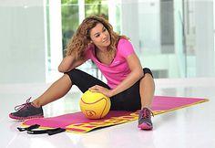 Reebok, Fitnessmatte, pink im Online Shop von Ackermann Versand #sport #fitness