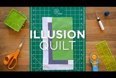 Illusion Block - Quilt Snips