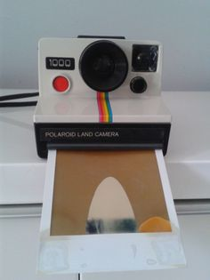 Polaroid land camera 1000 Vintage Photo Vintage, Vintage Photos, Polaroid, Polaroid Camera, Vintage Photography