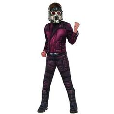 Guardians of the Galaxy Vol. 2 Deluxe Star-Lord Child Costume - 392104 | trendyhalloween.com