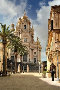 Ragusa Ibla, Sicily Amazing discounts - up to 80% off Compare prices on 100s of Hotel-Flight Bookings sites at once http://Multicityworldtravel.com