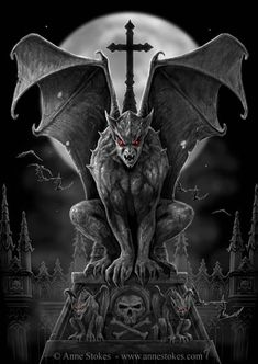 Gargoyle | Monster Wiki | Fandom powered by Wikia