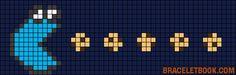 Alpha Friendship Bracelet Pattern #4836 - BraceletBook.com
