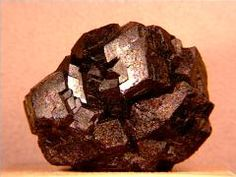 Alan Guisewite's Mineral Collection Images: Andradite Garnets Page