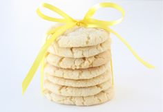 Lemon Sugar Cookie