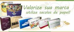Papel Sustentável Embalagens - Sacolas Ecologicamente Corretas