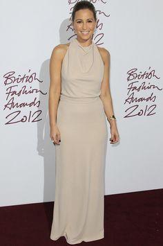 Rachel Stevens Rachel Stevens, Amber Valletta, Salma Hayek, Alexa Chung, Stella Mccartney, British Fashion Awards, British Style, Star Fashion, Her Style