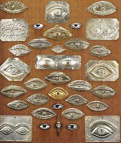 coastalresidence:  Greek Amulets