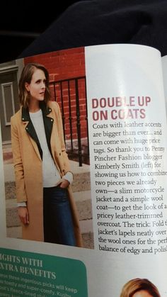 Double the coats!