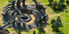 Obsidians Pillars of Eternity looks old and thats good news -  Pitched as a return to the days of games like Baldur's Gate, Icewind Dale and Planescape: Torment - isometric RPGs developed on BioWare's Infinity Engine - Pillars of Eternity
