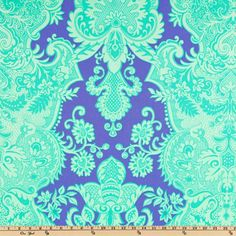 Amy Butler fabric.  I am in love