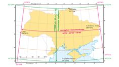 Line Chart, Geography