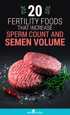 Foods that increase sperm count should be rich in antioxidants. MomJunction has compiled a list of the best fertility foods to improve sperm count & semen volume. Fertility Foods, Natural Fertility, High Testosterone, Male Infertility, Nutritional Requirements, Coconut Health Benefits, Fungal Infection, Natural Treatments, Health Tips