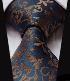 Silk Jacquard Woven Necktie
