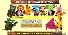 Miame: Which Animal Are You Actually?
