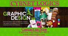 Graphics Design Services - Cybnet Logics