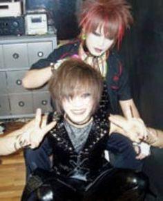 Kai & Ruki - The GazettE