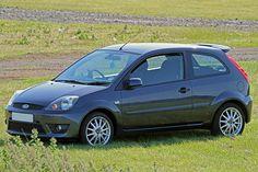 Ford Fiesta - od lat na drogach. http://manmax.pl/ford-fiesta-drogach/