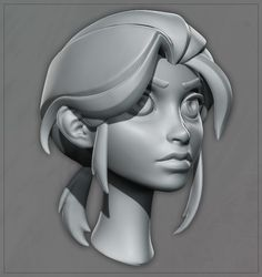 ArtStation - Leyla, Dusty Nolting More