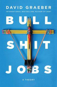 Kniha Bullshit Jobs