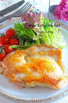 『チキンの柚子胡椒マリネ焼き』#調味料3つ#漬けて焼くだけ by Yuu 「写真がきれい」×「つくりやすい」×「美味しい」お料理と出会えるレシピサイト「Nadia | ナディア」プロの料理を無料で検索。実用的な節約簡単レシピからおもてなしレシピまで。有名レシピブロガーの料理動画も満載!お気に入りのレシピが保存できるSNS。 Easy Cooking, Healthy Cooking, Cooking Recipes, Home Recipes, Asian Recipes, Ethnic Recipes, Good Food, Yummy Food, Tasty