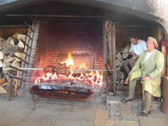 "hampton court ""Kitchens"" roasting spits - Google Search"