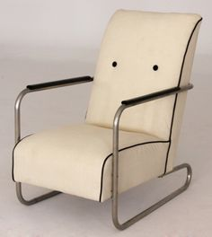 Deco office chair re-invented