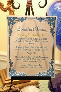Baltimore Bed and Breakfast | The Daily Dish