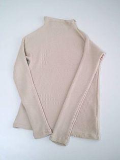 マルジェラ 初期 白タグ バイアス 変形 ニット DEANNA SIZE Mdiagonal knit jumper • martin…