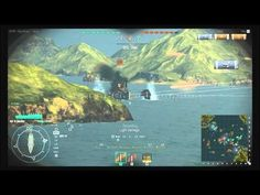 World of Warships Chester CL-1 review and gameplay