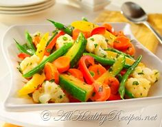 how to make steamed vegetables taste good