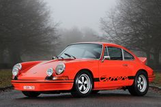 Porsche 911 Carrera RS 2.7                                                                                                                                                                                 Plus