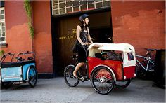 Christiania Cargo bike: Trike | psbikes - Scandinavian bicycles in Melbourne
