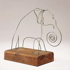 65 Ideas for modern art sculpture wire alexander calder Alexander Calder, Sculpture Lessons, Sculpture Art, Elephant Sculpture, Sculpture Ideas, Modern Sculpture, Sculptures Sur Fil, Wire Sculptures, Animal Sculptures