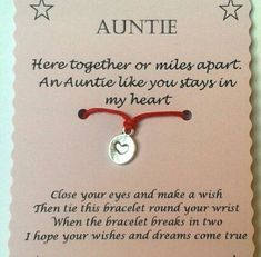 your Auntie or slip a little gift into her birthday card! Surprise your Auntie or slip a little gift into her birthday card!Surprise your Auntie or slip a little gift into her birthday card! Birthday Card For Aunt, Birthday Card Sayings, Birthday Cards, Auntie Birthday Quotes, 50th Birthday, Netflix Card, Surprise Gifts For Him, Gifts For Her, Pretty Little Liars