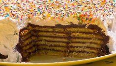 Me Encanta el Chocolate: Tarta de Galletas