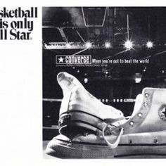 Basketball Photos, Basketball Posters, Basketball Art, All Star Shoes, Converse All Star, Man Cave Wall Art, Shoes Ads, Sports Art, Canvas Artwork
