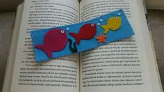#kitapayrac #turkey #balıklar #keçeden #bookshelf #fishs #handmade