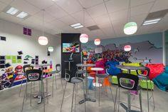 Mobilier design salle de pause 4 salles de pause for Mobilier salle de repos