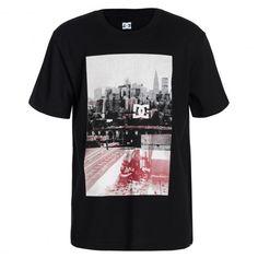 DC Shoes Scraper SS BOYS tee-shirt black  #dc #dcshoes #dcshoecousa…
