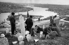 Henri Cartier Bresson- İstanbul The Golden Horn 1964