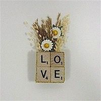 Show the kids how to make this Recycled Scrabble Tile Pin for Mom on Mother's Day. It makes a lovely gift and reminds her how much she is loved. Scrabble Letter Crafts, Scrabble Tile Crafts, Scrabble Art, Quick Crafts, Fun Crafts For Kids, Diy Crafts, Bead Crafts, Jewelry Crafts, Diy Projects To Try